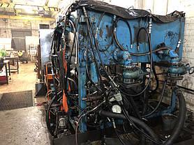 Гидравлический испытательный стенд участка по ремонту гидравлики