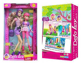 Кукла Defa Lucy с сестрой