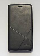 Чехол-книжка для смартфона Huawei Nova чёрная