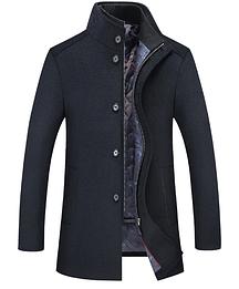 Мужское пальто. Модель 61774