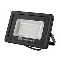 Светодиодный прожектор LED 30W 6400K Евросвет PRO П, фото 1