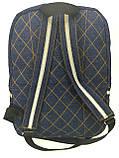 Джинсовый рюкзак - А что вы здесь делаете?, фото 4