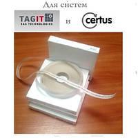 Электромагнитная противокражная этикетка для Tagit и Certus