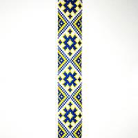 Тесьма с украинским орнаментом