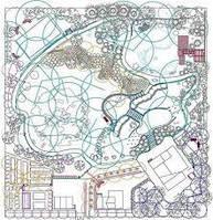 Проектирование и разработка ландшафтного дизайна
