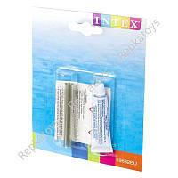 Рем комплект для резиновых изделий INTEX, на листе (ОПТОМ) 59632