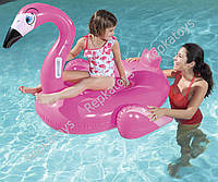 "Плотик ""Фламинго"" Bestway, размер 135-119 см, в коробке (ОПТОМ) 41103"