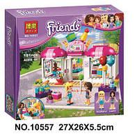 """Конструктор Bela 10557 """"Подготовка к вечеринке"""" 181 детали. Аналог Lego Friends 41132"""