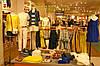 Торговое оборудование для магазинов одежды из хромированной трубы, Киев, Академгородок