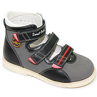 Ортопедические туфли для мальчиков р. 29-35