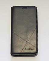 Чехол-книжка для смартфона Huawei Y3 II (LUA-U22) чёрная