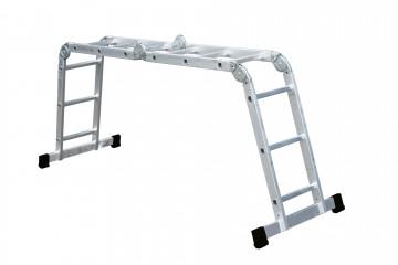 Шарнирная лестница FORTE FE4*3 (4х3)
