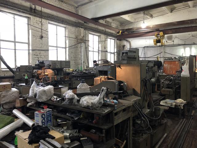 Помещение участка по ремонту гидравлики