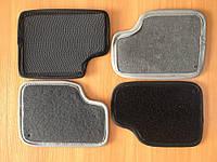 Текстильный автоковрик в багажник Фольксваген Гольф 6