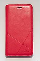 Чехол-книжка для смартфона Huawei Y5 2017 (MYA-U29) красная