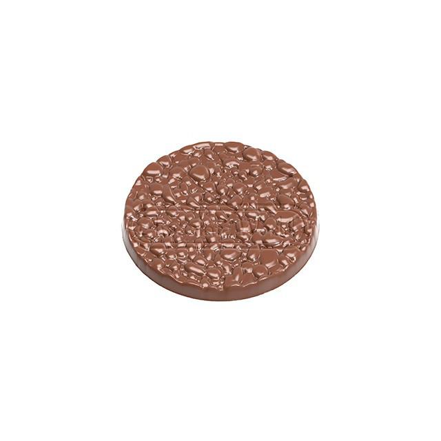 """Форма для шоколада """"Аэро"""" 99,50x99,50x8 мм. (2 шт.)"""