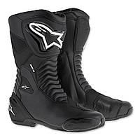 "Обувь Alpinestars SMX S black ""42"", арт. 2223517 1100, арт. 2223517 1100"