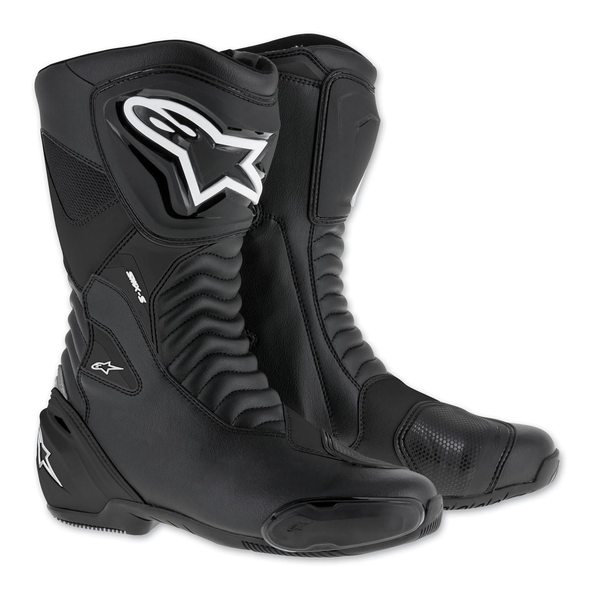 "Обувь Alpinestars SMX S black ""43"", арт. 2223517 1100, арт. 2223517 1100"