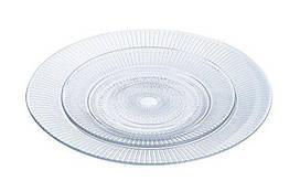 Обеденная круглая тарелка Louison d=25 см LUMINARC L5115
