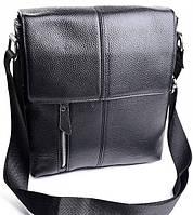 Мужская кожаная сумка RF-238 Black.Купить сумки оптом и в розницу дёшево в 5c4f7f2211c