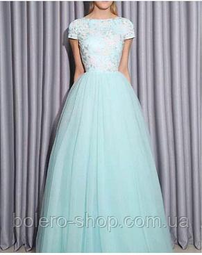 Платье бальное макси Италия Isabel Garcia, фото 2