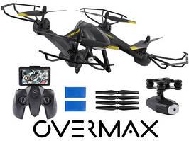 Квадрокоптер дрон OVERMAX X BEE DRONE 5.5 FPV камера HD