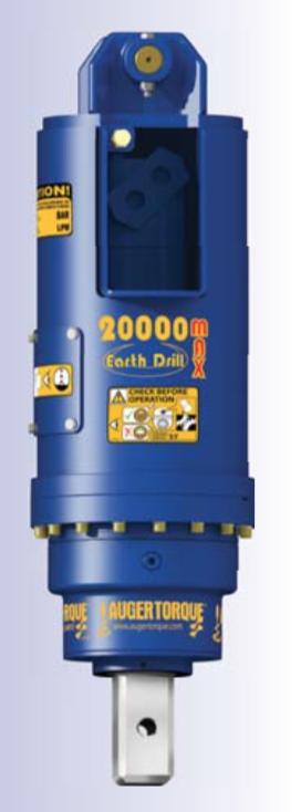 Гидробур AugerTorque 20000 MAX