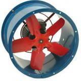 Вентилятор осевой ВО Тепломаш низкого давления