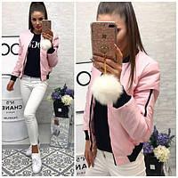 Женская стильная куртка 2836а