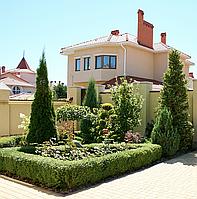"""Строительство домов и коттеджей """"цена за готовую коробку"""""""