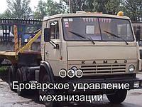 Грузоперевозки седельными тягачами марки КАМАЗ-5410.