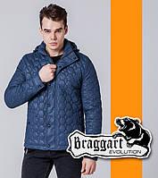 Braggart 1386 | Мужская ветровка индиго