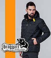 Braggart 1255 | Ветровка весна-осень мужская графит