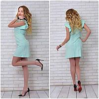 Платье, модель 783, цвет - ментол