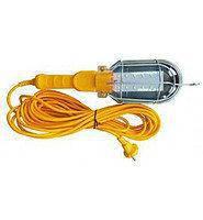 Переносная лампа электрическая с удлинителем 10 м 14 диодов