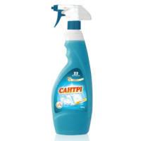 Средство для чистки поверхностей ванной комнаты Сантри распылитель 500мл