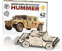 Детская игрушечная машинка  Джип Хаммер