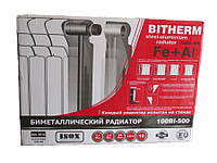 Радиатор для отопления биметаллический Bitherm 500/100