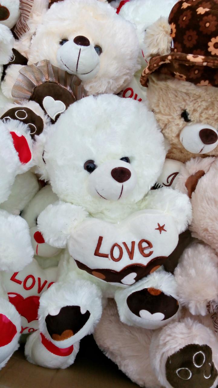 Мягкая игрушка мишка Love