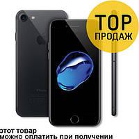 Apple iPhone 7 Matte Black 128 Gb  / Мобильный телефон, смартфон, Айфон 7 Черный Матовый