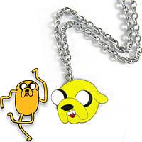 Кулон Время Приключений Adventure Time
