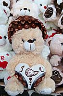 М'яка іграшка ведмедик Love
