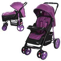 Прогулочная коляска EL Camino Next M 3444-9-2 Purple