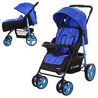 Прогулочная коляска EL Camino Next M 3444-4 Blue