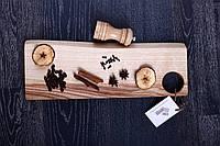 Кухонная разделочная доска из массива ясеня, фото 1