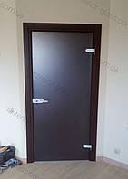 Межкомнатные стеклянные двери на заказ