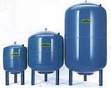 Розширювальні баки для систем питного водопостачання