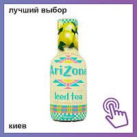 Напиток Arizona Iced Tea Lemon холодный лимонный чай 500ml