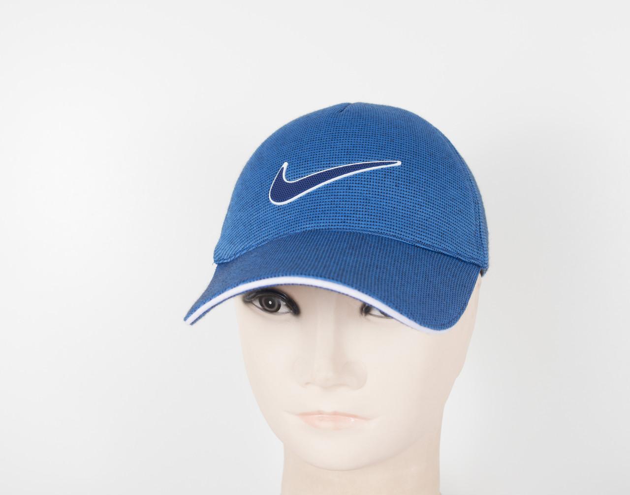 """Бейсболка резинка """"Точки Nike"""" 5 клинка Эл"""