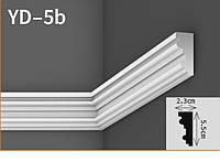 YUM Карниз настенный интерьерный  YD-5b